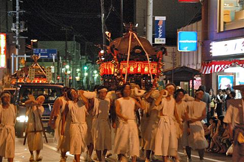 江差姥神大神宮渡御祭 2009  8