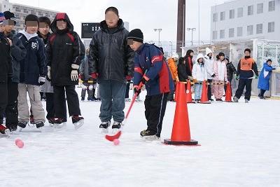 函館市民スケート場