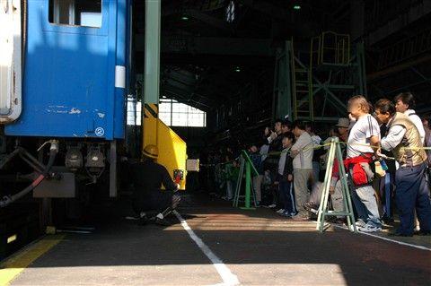 JR五稜郭車両所 一般公開 2009 30