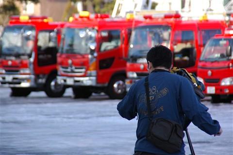 北斗消防出初式  1