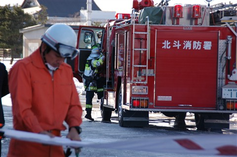 北斗消防出初式  9