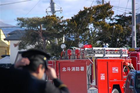 北斗消防出初式  10