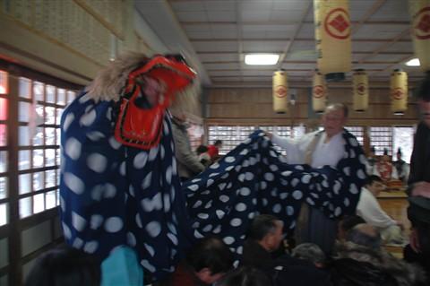 寒中みそぎ祭り  19