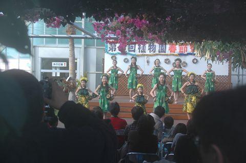 熱帯植物園 春節祭 2010  8