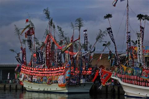 南かやべひろめ舟祭り 2009  3