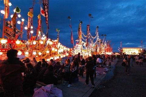 南かやべひろめ舟祭り 2009  8