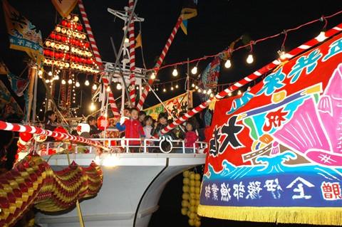 南かやべひろめ舟祭り 2009  9