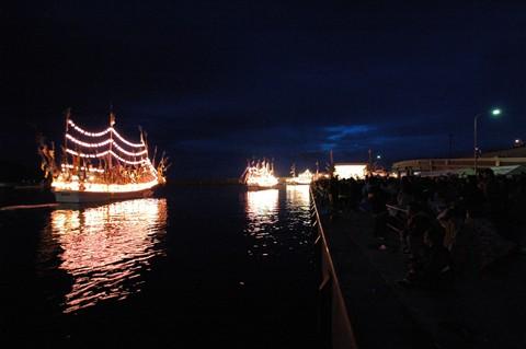 南かやべひろめ舟祭り 2009  10