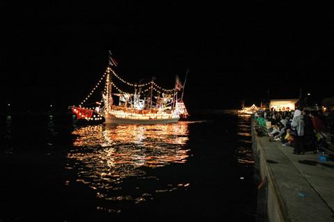 南かやべひろめ舟祭り 2009  11