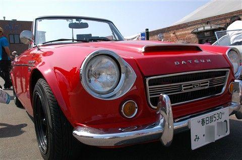 ジャパン・ヒストリックカー・ツアー2009  5