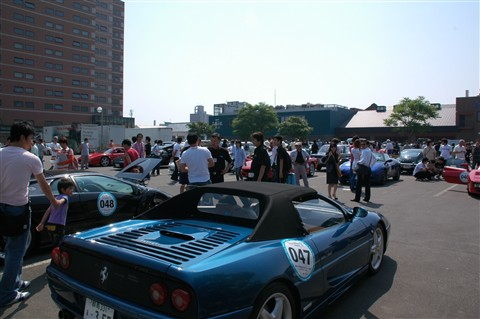 ジャパン・ヒストリックカー・ツアー2009  9