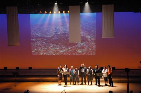 函館開港150周年記念式典  14